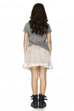 Grey Soft Jersey No1 T-shirt