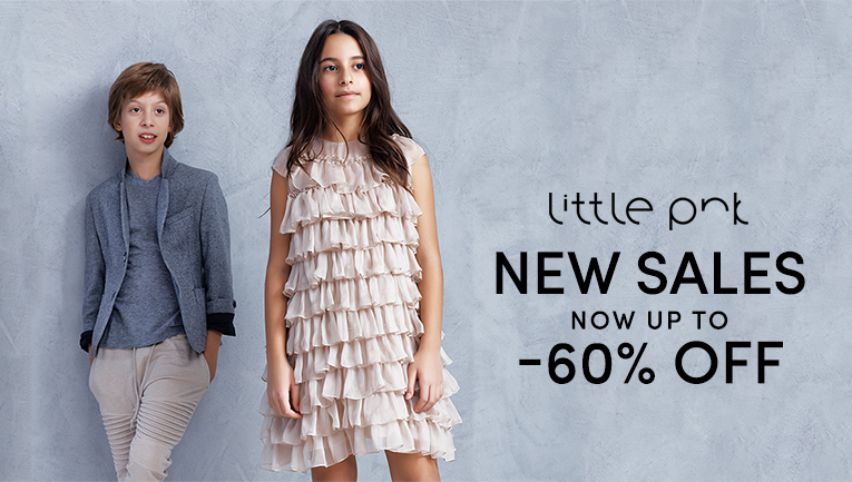 Little PNK - New Sales Up to -60%