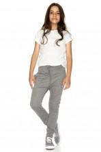 Grey Casual Pants