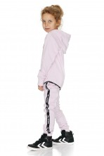 Lavender Hooded Sweatshirt